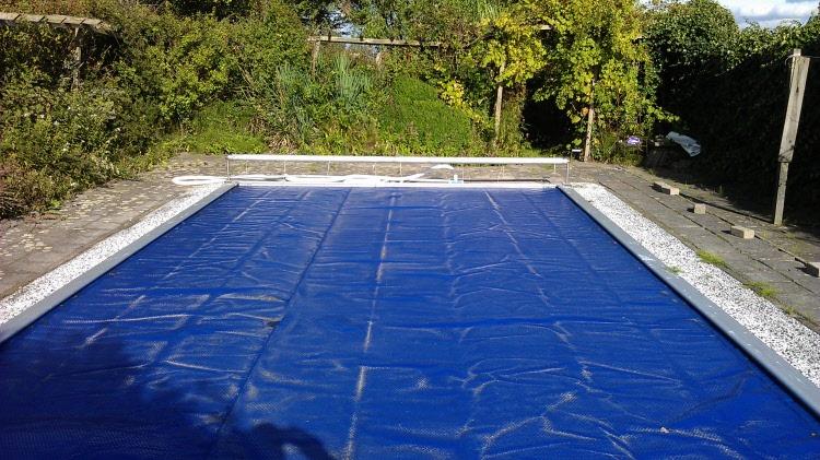 Zwembad noppenfolie zomerzeil noppenafdekking for Zwembad afdekzeil